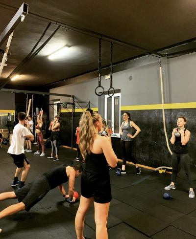 Spartan Functional Training